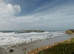 604. San Tomás. Playa