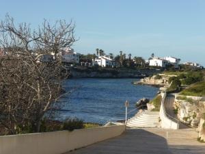620. Ciudadela. Playa Pequeña