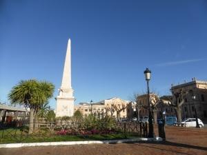 622. Ciudadela. Plaza del Born