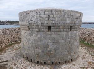648. Ciudadela. Sa Caleta. Torre del castellar