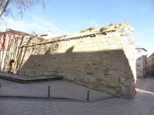 002. Logroño. Murallas del Revellín