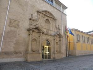 007. Logroño. Parlamento de la Rioja