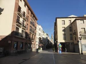 009. Logroño. Calle Portales