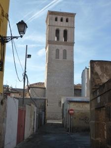 San Bartolomé. Torre