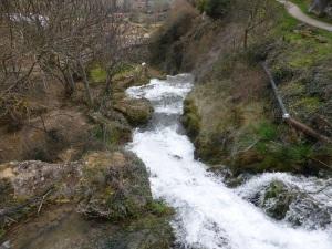 018. Tobera. Cascadas del río Molinar