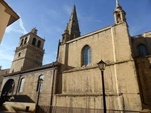 021. Logroño. Santa María de Palacio