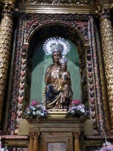038. Logroño. Santiago el Real. Virgen de la Esperanza