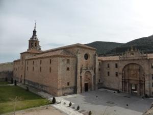 129. San Millán de la Cogolla. Monasterio de Yuso