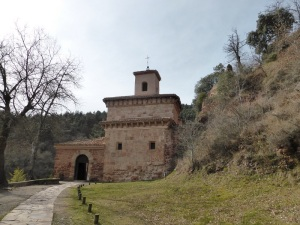 132. San Millán de la Cogolla. Monasterio de Suso