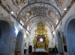 133. Santa Casilda. Interior