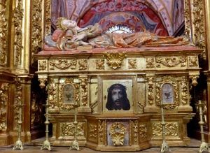 136. Santa Casilda. Sepulcro