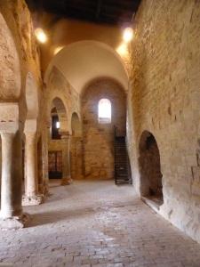 139. San Millán de la Cogolla. Monasterio de Suso. Hacia el oeste