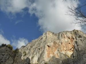 140. Desfiladero de La Yecla