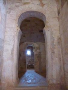 142. San Millán de la Cogolla. Monasterio de Suso. Hacia el este