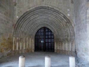 150. Santo Domingo de la Calzada. Catedral. Portada
