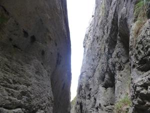 153. Desfiladero de La Yecla