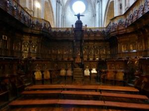 153. Santo Domingo de la Calzada. Catedral. Coro