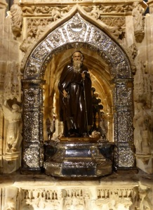 165. Santo Domingo de la Calzada. Catedral. Santo Domingo
