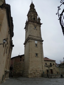 184. Santo Domingo de la Calzada. Catedral. Torre