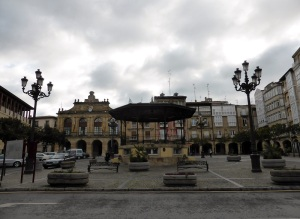 194. Haro. Plaza Mayor