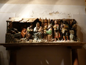 215. Covarrubias. Colegiata. Museo