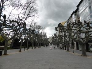 233. Burgos. Paseo del Espolón