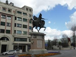 235. Burgos. Plaza Mío Cid