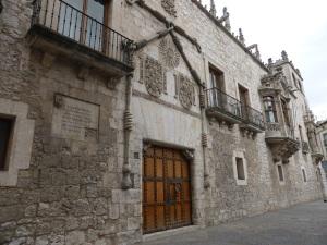 239. Burgos. Casa del Cordón