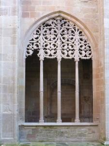 252a. Nájera. Santa María la Real