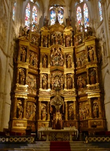 256. Burgos. Catedral. Retablo Mayor