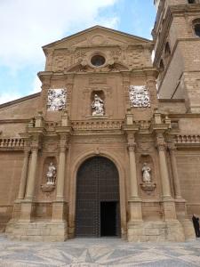 316. Calahorra. Catedral