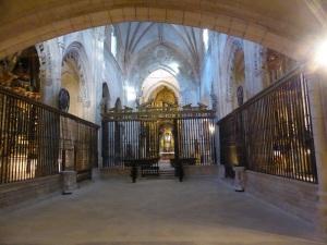 336. Oña. Monasterio de San Salvador. Iglesia