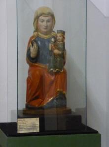 338. Oña. Monasterio de San Salvador. Museo. Santa Genealogía