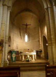 49. Logroño. San Bartolomé. Ábside central