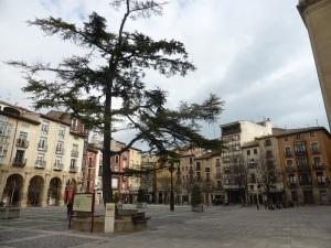 55. Logroño. Plaza del Mercado