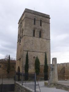 80. Laguardia. Torre abacial
