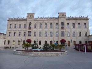 001. Peñafiel. Hotel