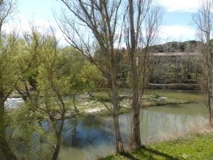 007. Peñafiel. Río Duratón
