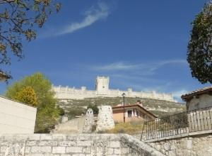 013. Peñafiel. Castillo a