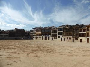 023. Peñafiel. Plaza del Coso
