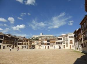 026. Peñafiel. Plaza del Coso