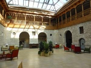 Convento de Santa Clara. Antiguo claustro