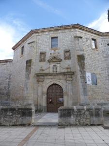 046. Peñafiel. Antiguo convento de Santa Clara