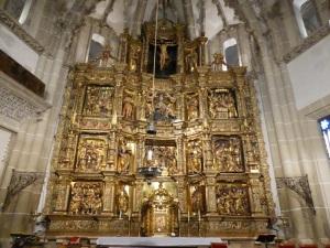 070. Palencia. Catedral. Capilla del Sagrario. Retablo.