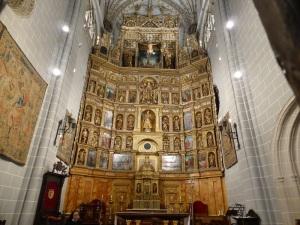 075. Palencia. Catedral. Capilla Mayor. Retablo