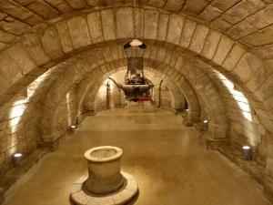 090. Palencia. Catedral. Cripta