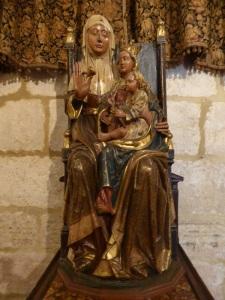095. Palencia. Catedral. Museo. Santa Genealogía de Alejo de Vahía. Inicios del XVI