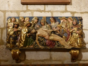 097. Palencia. Catedral. Museo. La piedad de Felipe Vigarny