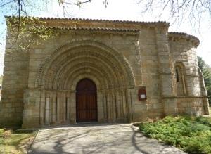 109. Palencia. San Juan Bautista de Villanueva del Rio
