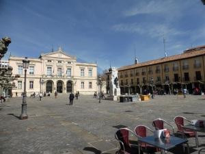 113. Palencia. Plaza Mayor